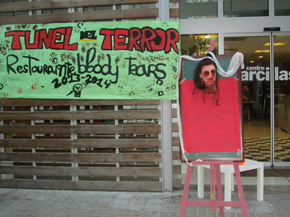 tunel del terror 1