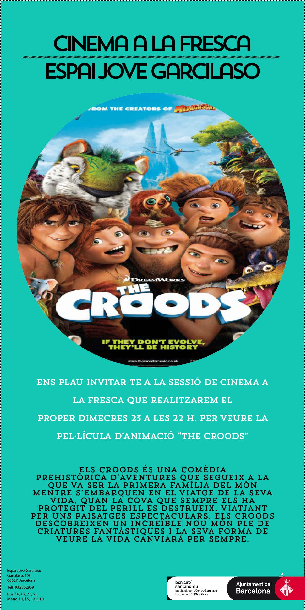 cartell croods
