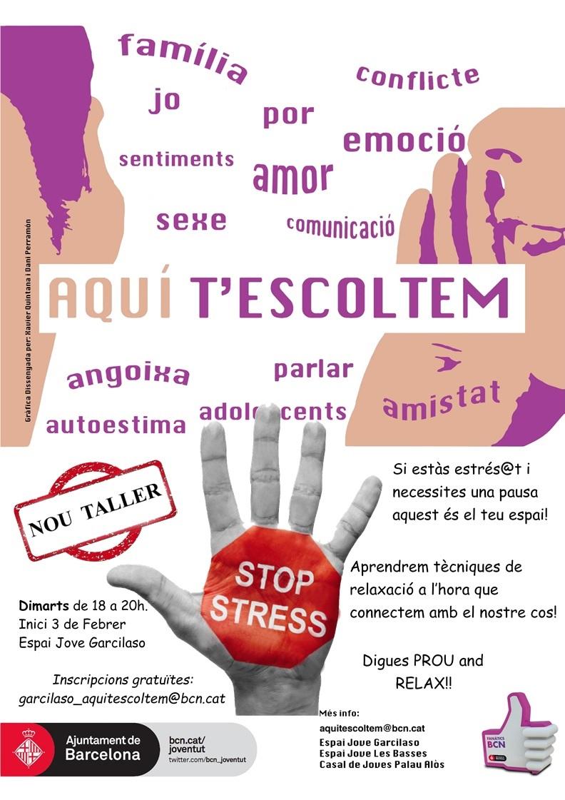Cartell Stop Stress