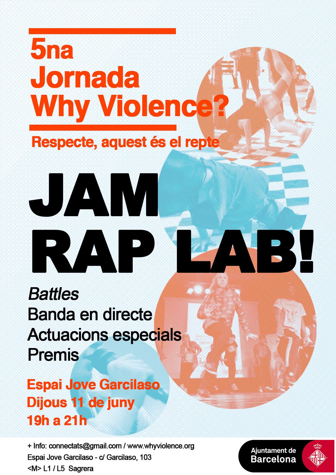 Jam_Rap_Lab 11 juny