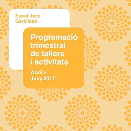 Activitats abril, maig i juny 2017