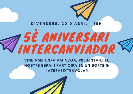Invitació-5è-aniversari-intercanviador