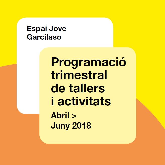 Activitats abril, maig i juny 2018