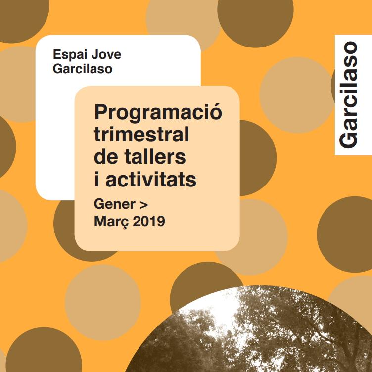 Activitats gener, febrer i març 2019