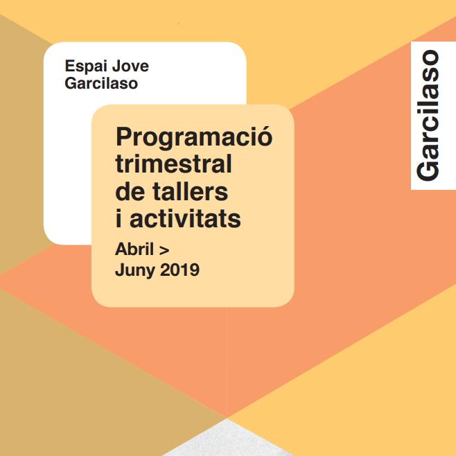 Activitats abril, maig i juny 2019