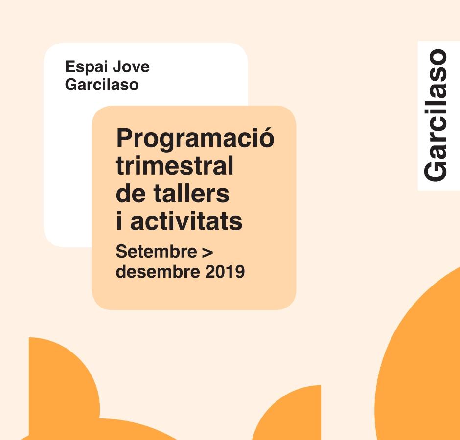 Activitats setembre, octubre, novembre i desembre 2019